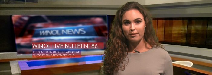 WINOL LIVE BULLETIN 186