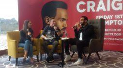 WINOL EXCLUSIVE: Craig David announces homecoming show in Southampton