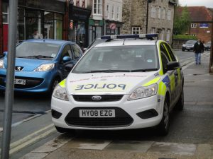Hampshire Police by Wikimedia user: Editor5807 Creative Commons